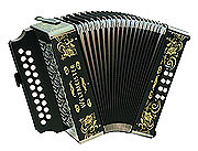 Weltmeister 86W button accordion
