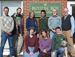 The Button Box Staff