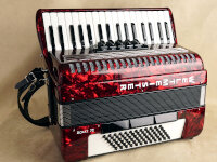 Weltmeister Achat 72 piano accordion