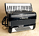 Bugari Artist 130 piano accordion