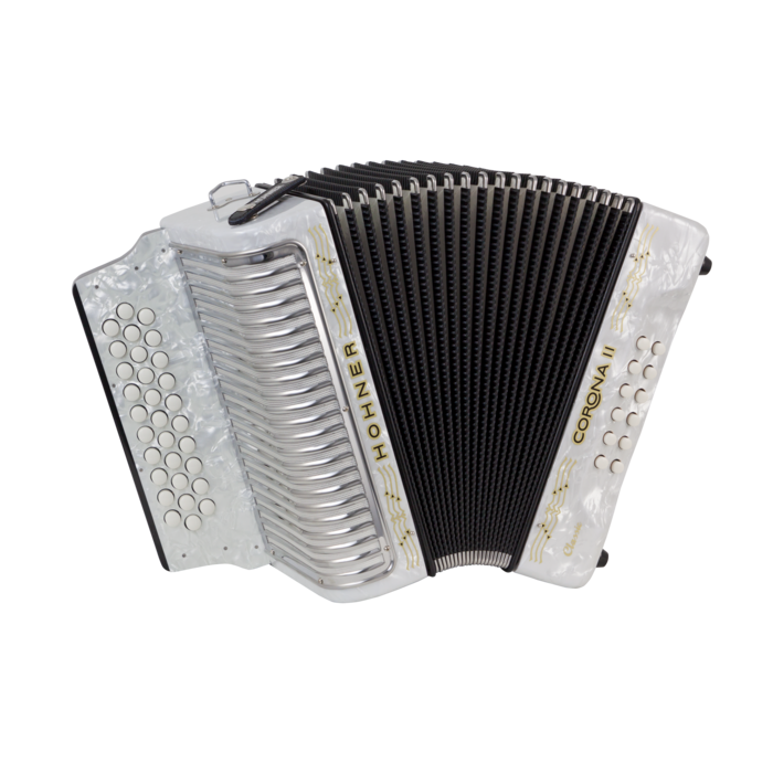 Hohner Corona II Classic Button Accordion