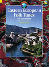 Eastern European Folk Tunes for Accordion