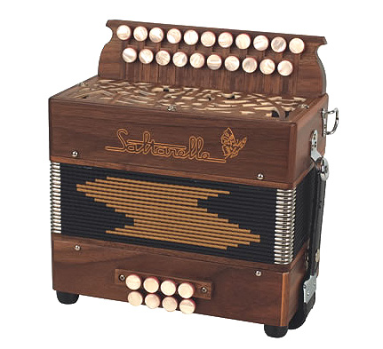 Saltarelle Epsilon button accordion