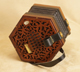 R. Morse & Co. Geordie English concertina