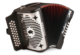 Hohner Panther button accordion