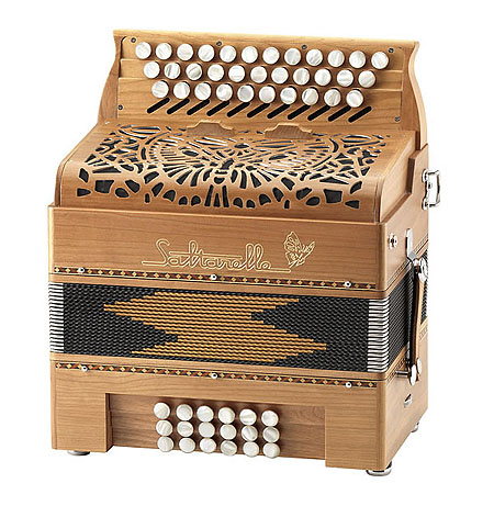 Saltarelle Iroise button accordion