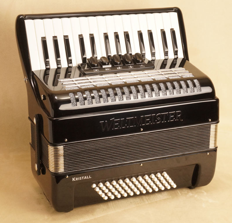 Accordions in Stock - The Button Box