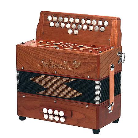 Saltarelle Notos button accordion