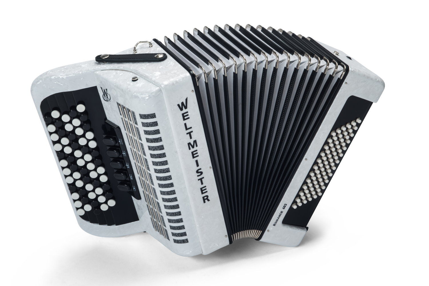 Weltmeister Romance 603 chromatic accordion