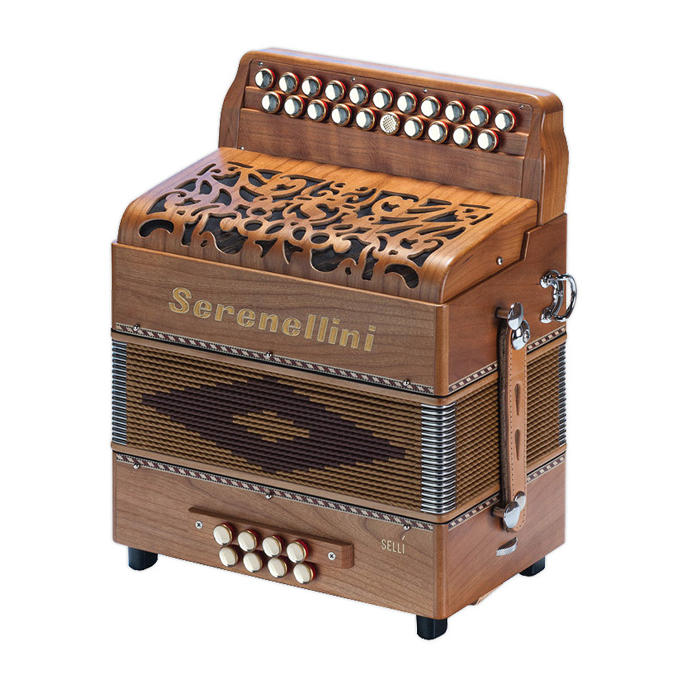 Serenellini Selli button accordion
