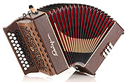 Castagnari Sonu button accordion
