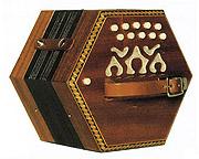 Stagi C-2 anglo concertina