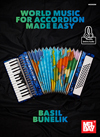 World Music for Accordion Made Easy